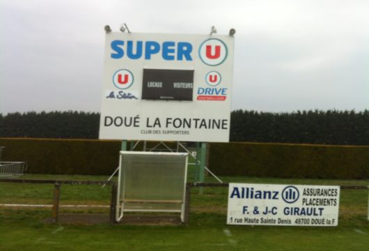 Création de signalétiques à proximité de Saumur, Distré, en Maine-et-Loire